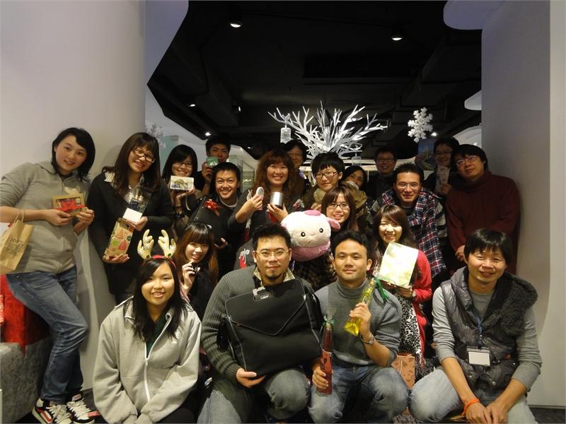 2011耶誕同樂會