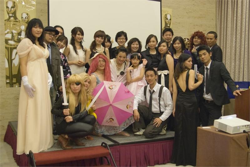 2010十週年香港尾牙