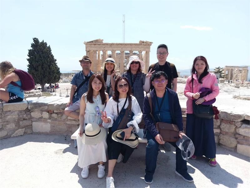 2018員工旅遊-希臘