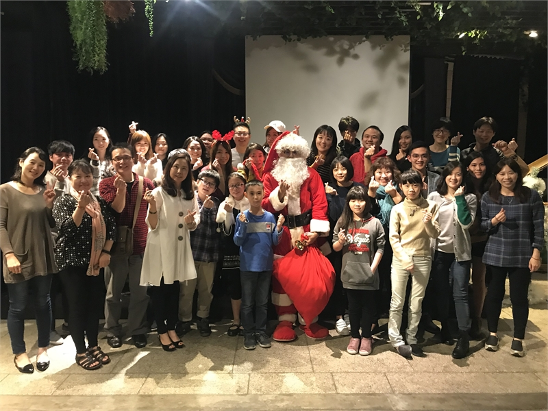 2018聖誕PARTY